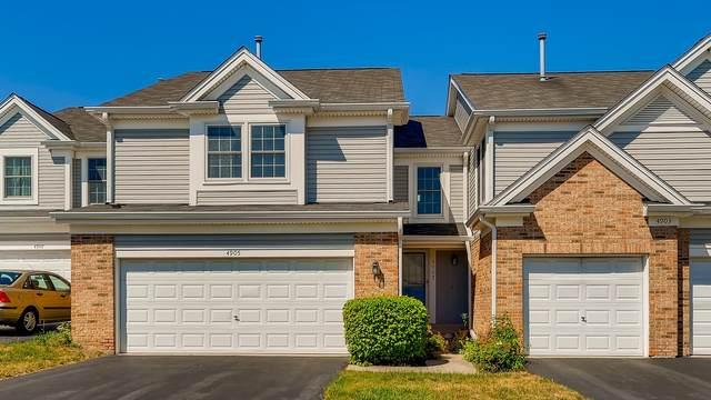 4905 Turnberry Drive, Hoffman Estates, IL 60010 (MLS #11102713) :: John Lyons Real Estate