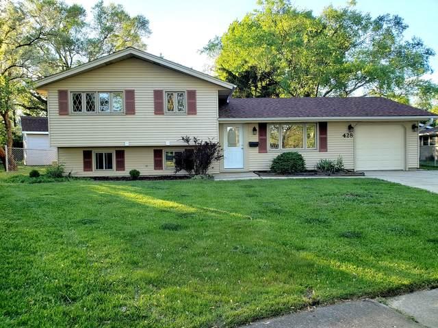 428 Kent Court, Schaumburg, IL 60193 (MLS #11102813) :: Ryan Dallas Real Estate