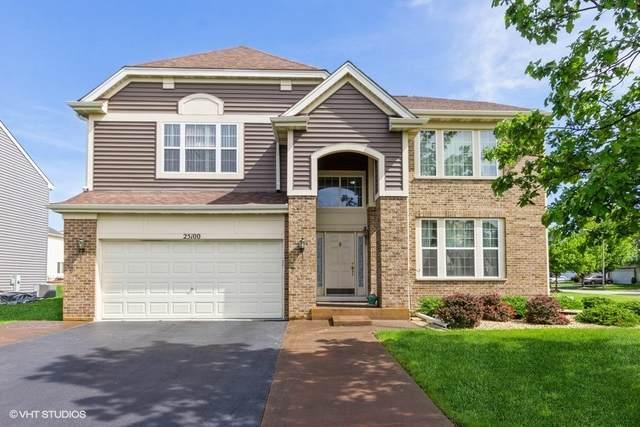 25100 Liberty Grove Boulevard, Plainfield, IL 60544 (MLS #11103031) :: BN Homes Group