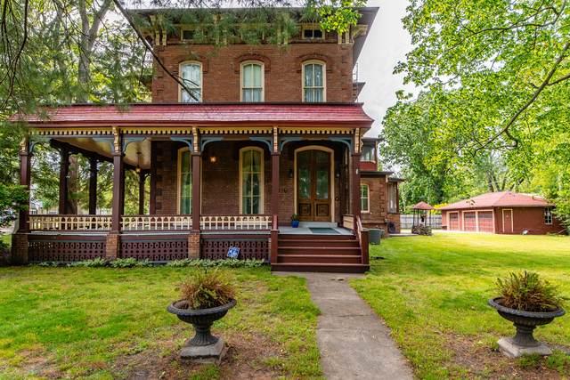 505 College Avenue, lincoln, IL 62656 (MLS #11103314) :: BN Homes Group