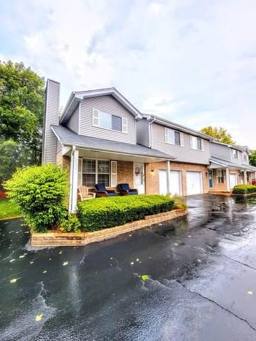 3533 Princeton Avenue #3533, Aurora, IL 60504 (MLS #11103359) :: Ryan Dallas Real Estate