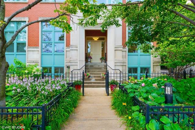 443 E North Water Street, Chicago, IL 60611 (MLS #11103464) :: Jacqui Miller Homes