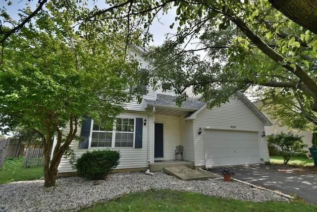 4513 Northmont Drive, Plainfield, IL 60544 (MLS #11103583) :: Jacqui Miller Homes