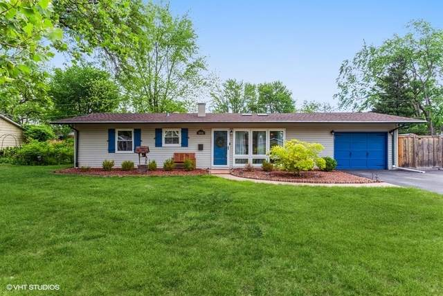 341 Hazelwood Lane, Glenview, IL 60025 (MLS #11103881) :: The Dena Furlow Team - Keller Williams Realty