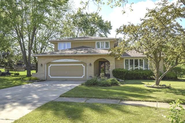13154 Sparrow Court, Homer Glen, IL 60491 (MLS #11104016) :: Littlefield Group