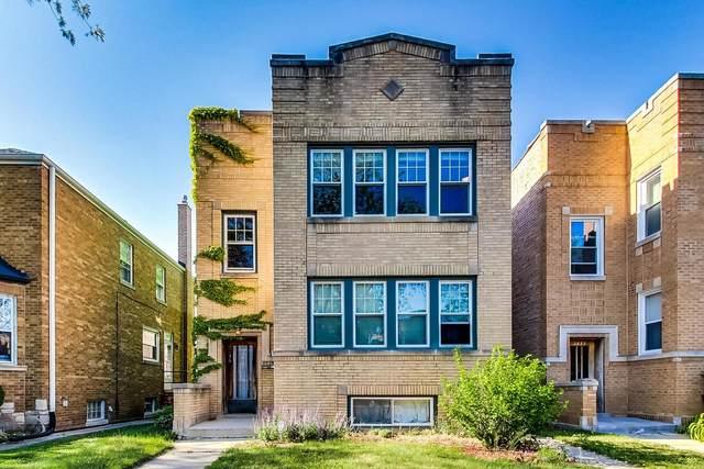 2836 W Lunt Avenue, Chicago, IL 60645 (MLS #11104043) :: Lewke Partners