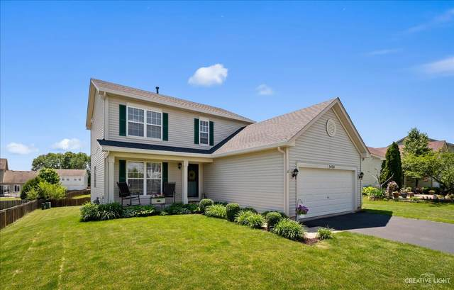 3420 Harris Lane, Plano, IL 60545 (MLS #11104132) :: BN Homes Group