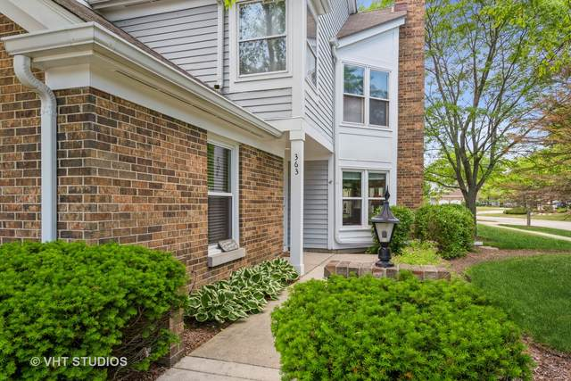 363 Satinwood Court S 212-3, Buffalo Grove, IL 60089 (MLS #11104157) :: The Wexler Group at Keller Williams Preferred Realty