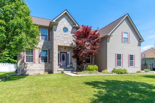 16345 S Lexington Drive, Plainfield, IL 60586 (MLS #11104185) :: Suburban Life Realty