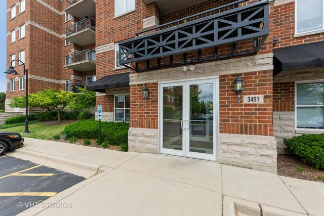 3451 N Carriageway Drive #409, Arlington Heights, IL 60004 (MLS #11104409) :: O'Neil Property Group