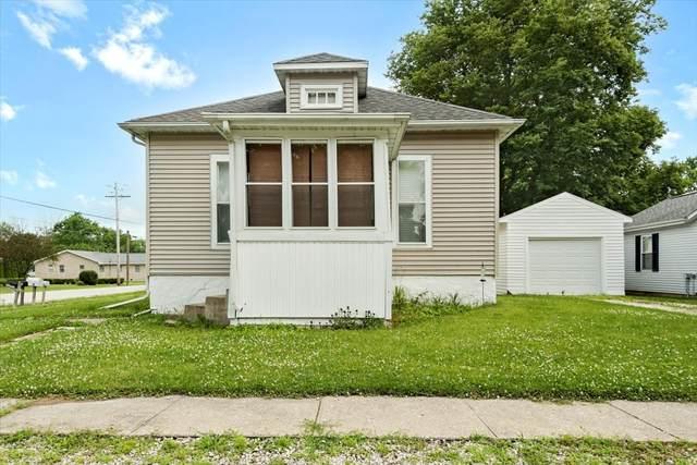 102 North Street, Fisher, IL 61843 (MLS #11104453) :: Littlefield Group