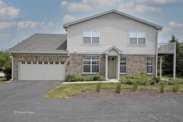 2627 Christie Drive #2627, Algonquin, IL 60102 (MLS #11104591) :: BN Homes Group