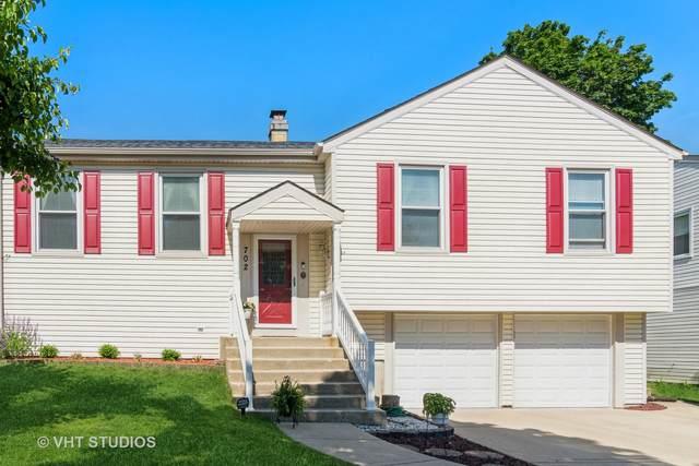 702 Leslie Lane, Schaumburg, IL 60194 (MLS #11104919) :: Suburban Life Realty