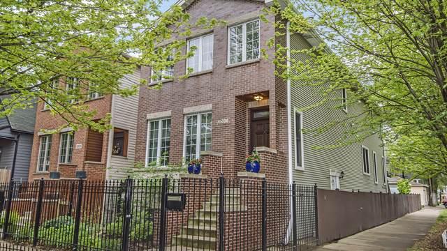 3537 W Palmer Street, Chicago, IL 60647 (MLS #11105043) :: John Lyons Real Estate