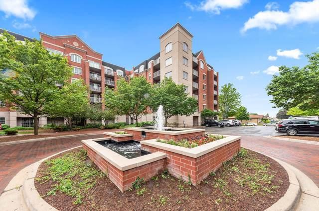4811 N Olcott Avenue N #604, Harwood Heights, IL 60706 (MLS #11105135) :: BN Homes Group