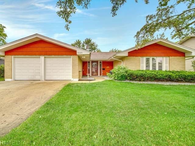 1845 Claremont Road, Hoffman Estates, IL 60169 (MLS #11105144) :: BN Homes Group