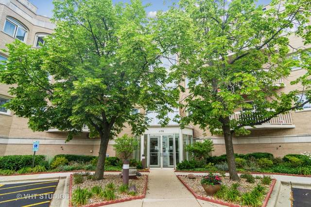 170 Manchester Drive #211, Buffalo Grove, IL 60089 (MLS #11105357) :: O'Neil Property Group