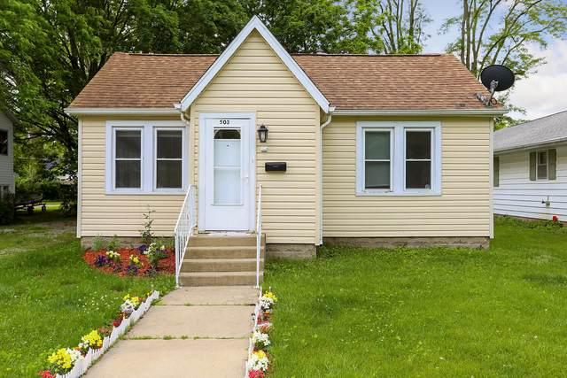 503 E Overton Street, Tuscola, IL 61953 (MLS #11105502) :: Littlefield Group
