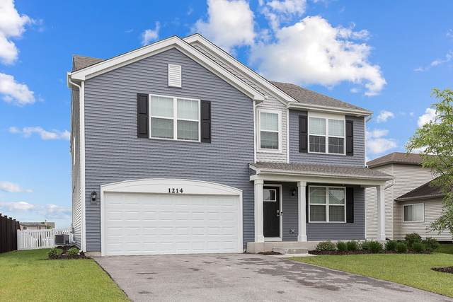1214 Clearspring Trail, Joliet, IL 60431 (MLS #11106638) :: O'Neil Property Group