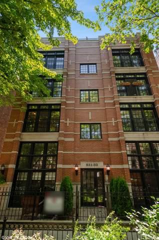 831 W Roscoe Street 3E, Chicago, IL 60657 (MLS #11106709) :: Touchstone Group