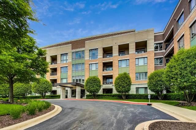 1000 Village Center Drive #115, Burr Ridge, IL 60527 (MLS #11106791) :: The Wexler Group at Keller Williams Preferred Realty