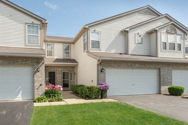 1873 Candlelight Circle #0, Montgomery, IL 60538 (MLS #11107000) :: Littlefield Group