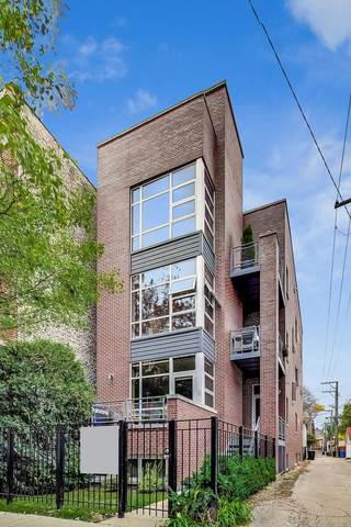 2114 W Crystal Street #2, Chicago, IL 60622 (MLS #11107097) :: Touchstone Group