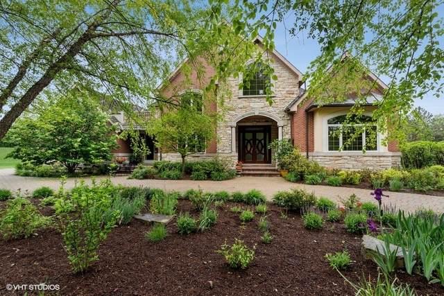 13505 Lucky Lake Drive, Lake Forest, IL 60045 (MLS #11107271) :: John Lyons Real Estate