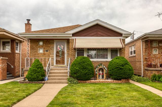5427 S Kedvale Avenue, Chicago, IL 60632 (MLS #11107512) :: BN Homes Group