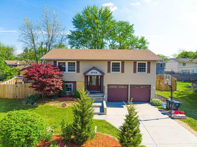 1025 Lancaster Court, Hoffman Estates, IL 60169 (MLS #11107579) :: BN Homes Group