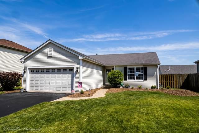 65 W Prairiefield Avenue W, Cortland, IL 60112 (MLS #11107623) :: Suburban Life Realty