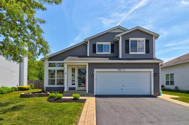 1063 Pleasant Hill Gate Drive, Waukegan, IL 60085 (MLS #11107836) :: BN Homes Group