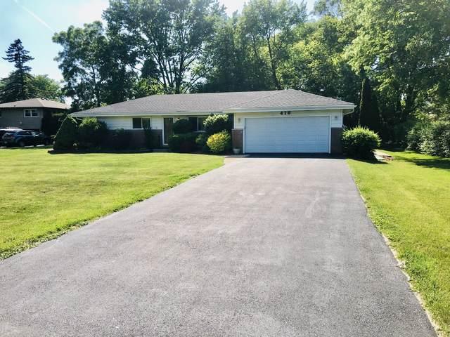 416 Pleasant Drive, Schaumburg, IL 60193 (MLS #11108287) :: John Lyons Real Estate