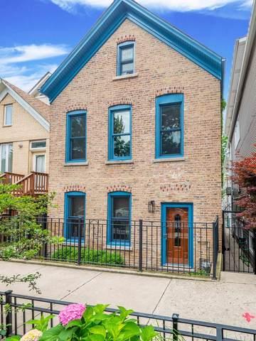 2110 N Hoyne Avenue, Chicago, IL 60647 (MLS #11108353) :: Carolyn and Hillary Homes