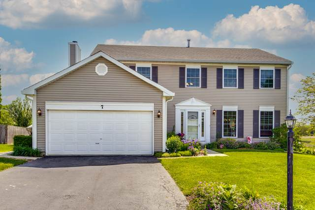 7 Jefferson Lane, Cary, IL 60013 (MLS #11108407) :: O'Neil Property Group