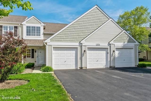 2931 Bartlett Court #202, Naperville, IL 60564 (MLS #11108484) :: BN Homes Group