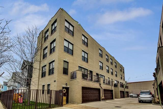 1748 N Campbell Avenue A, Chicago, IL 60647 (MLS #11108491) :: Carolyn and Hillary Homes