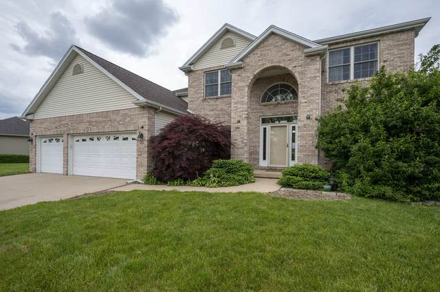 2512 Waterville Drive, Champaign, IL 61822 (MLS #11108682) :: Littlefield Group