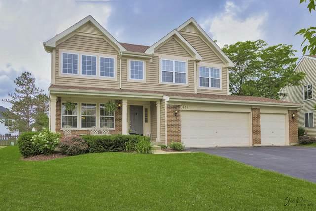 414 Gold Finch Circle, Lindenhurst, IL 60046 (MLS #11108735) :: O'Neil Property Group