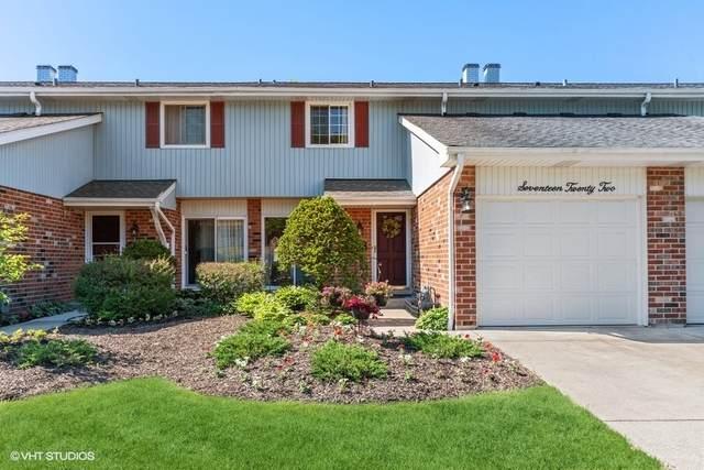 1722 Warwick Court, Wheaton, IL 60189 (MLS #11108763) :: O'Neil Property Group