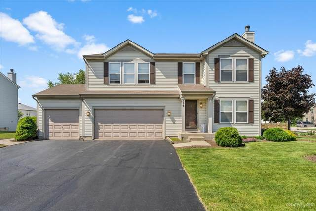 324 Century Drive, Hampshire, IL 60140 (MLS #11108768) :: O'Neil Property Group