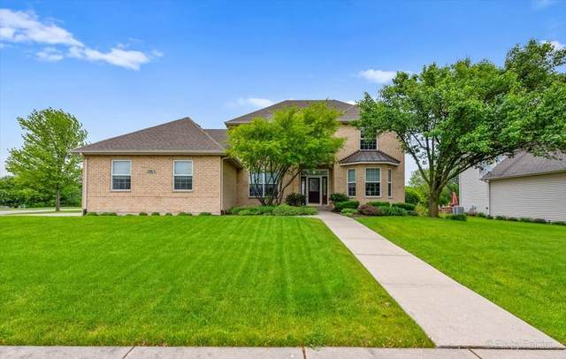 1406 N Callaway Drive, Shorewood, IL 60404 (MLS #11108825) :: BN Homes Group