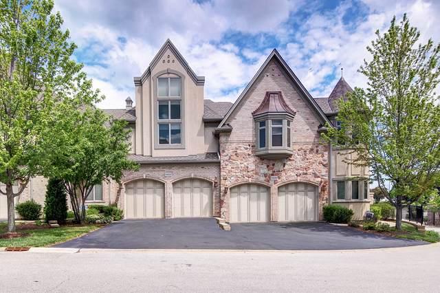 1402 W Rue Paris Place, Inverness, IL 60067 (MLS #11108905) :: John Lyons Real Estate