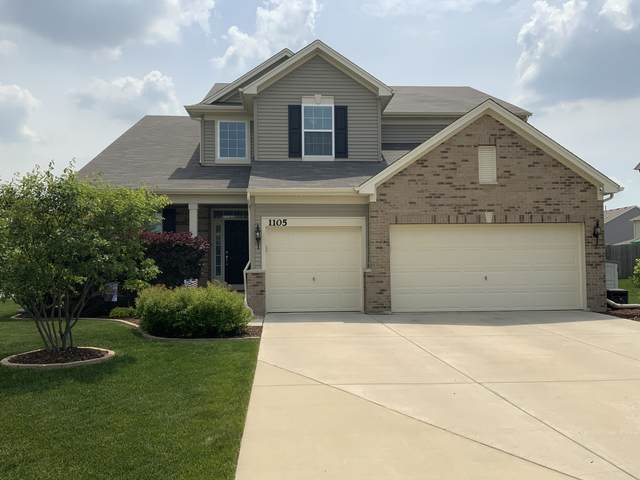 1105 Highland Drive, Shorewood, IL 60404 (MLS #11108968) :: BN Homes Group