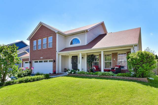 2661 Dunrobin Circle, Aurora, IL 60503 (MLS #11109215) :: O'Neil Property Group
