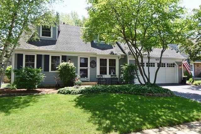 1603 Larson Avenue, St. Charles, IL 60174 (MLS #11109308) :: O'Neil Property Group