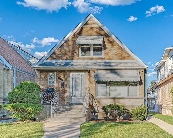 1819 N 23rd Avenue, Melrose Park, IL 60160 (MLS #11109438) :: Ryan Dallas Real Estate
