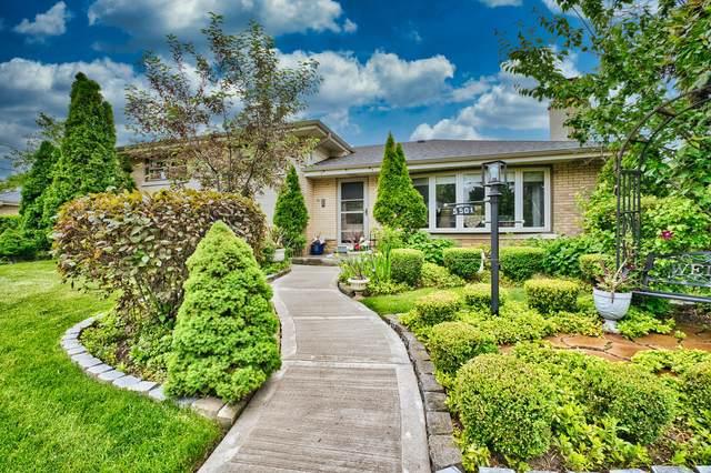 5501 Mulford Street, Skokie, IL 60077 (MLS #11109447) :: John Lyons Real Estate