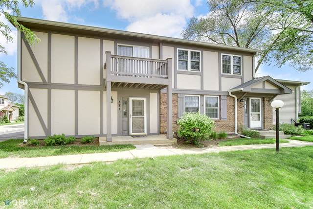 317 Cherrywood Court #317, Vernon Hills, IL 60061 (MLS #11109650) :: O'Neil Property Group