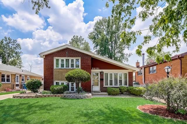 3631 153rd Place, Midlothian, IL 60445 (MLS #11109679) :: Ryan Dallas Real Estate